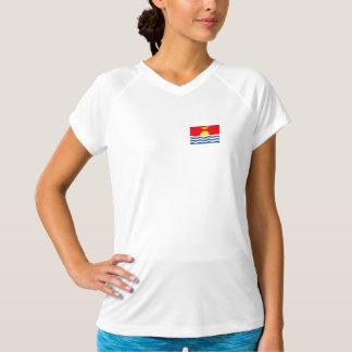 Kiribati Vlag T Shirt