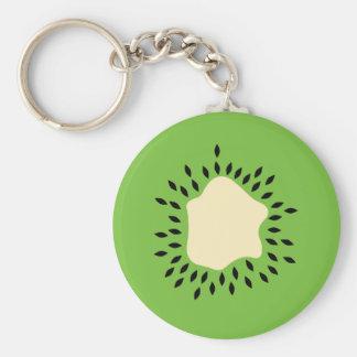 Kiwi keychain sleutelhanger