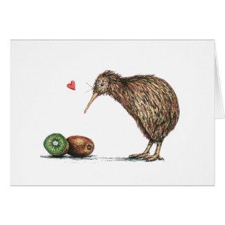 Kiwi & Kiwi Briefkaarten 0