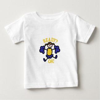 Klaar o.k. baby t shirts