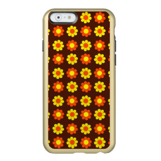 Klantgericht Flower power Incipio Feather® Shine iPhone 6 Hoesje