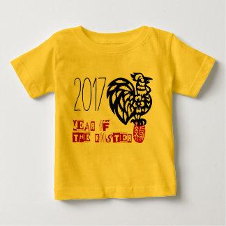 Klantgericht grafisch het babyT-shirt 7 van het Baby T Shirts