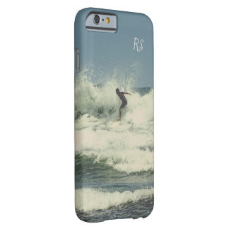 (Klantgericht) surfen Barely There iPhone 6 Hoesje