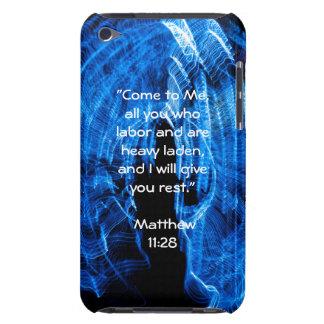 Klantgerichte Aanraking 4 van iPod van het Heilige iPod Touch Hoesje