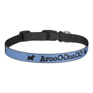 Klantgerichte ArooOOoo Hondenhalsband