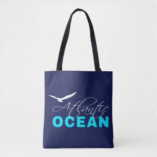 Klantgerichte de Atlantische Oceaan Draagtas
