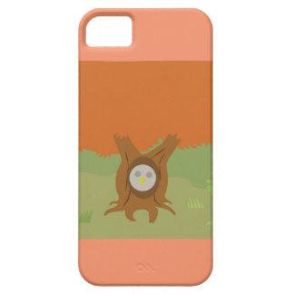 klantgerichte herfst in een boom i telefoonhoesje barely there iPhone 5 hoesje