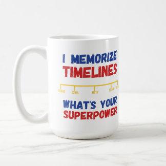 KLANTGERICHTE Homeschool Superhero Koffiemok
