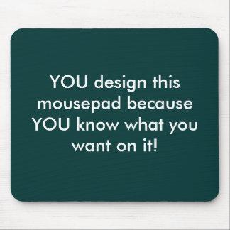 Klantgerichte mousepad muismat