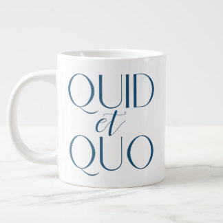 KLANTGERICHTE Quid et Klassiek Onderwijs Quo Grote Koffiekop
