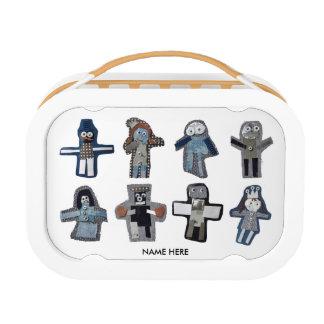Klantgerichte ROBOTS - Lunchbox