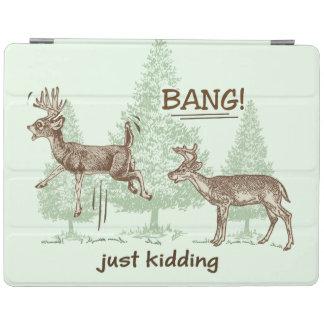 Klap! Enkel Kidding! De Humor van de jacht iPad Cover