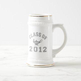 Klasse van 2012 BSN - Grijs Bierpul