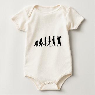 Klasse van 2017 baby shirt