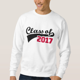 Klasse van 2017 trui
