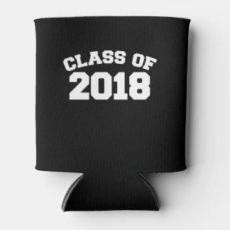 Klasse van 2018 blikjeskoeler