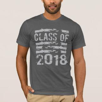 Klasse van 2018 t shirt