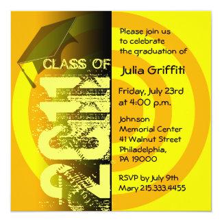 Klasse van de Gele Cirkel van 2011 Uitnodiging