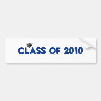 Klasse van de sticker van de de afstuderenbumper v