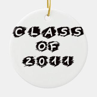 Klasse van het Ornament van 2011