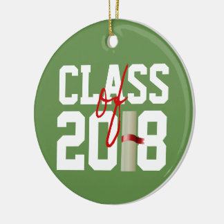 KLASSE van het Ornament van Kerstmis van 2018