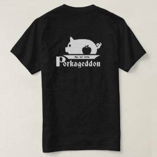 Klassiek BBQ van Porkageddon 2016 T-shirt