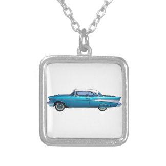 Klassiek de douaneketting van auto 1957 Chevy Zilver Vergulden Ketting