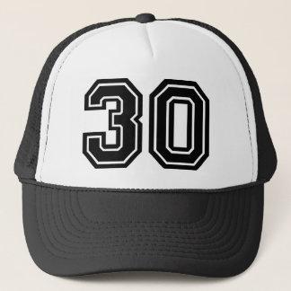 Klassieke 30ste Verjaardag Trucker Pet