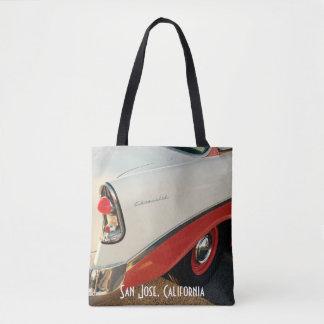 Klassieke Auto San Jose Tote Draagtas