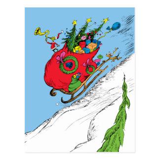 Klassieke Grinch   de Grinch & Maximum Ar van de Briefkaart