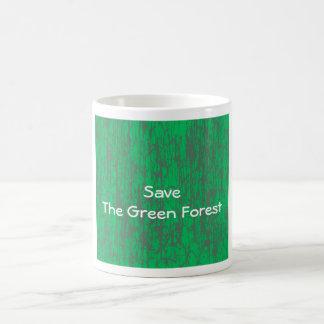 Klassieke Groene Mok