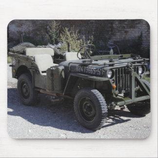 Klassieke Jeep Willys Muismatten