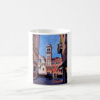 Klassieke mok die Venetiaanse kerk kenmerken
