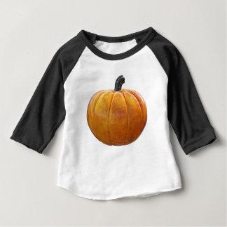 Klassieke Oranje Pompoen Baby T Shirts