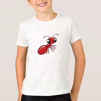 Kleding van de Jeugd van de Mier van de schattige T Shirt