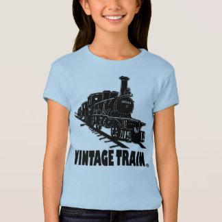 Kleding van de T-shirt van het vintage Vervoer van