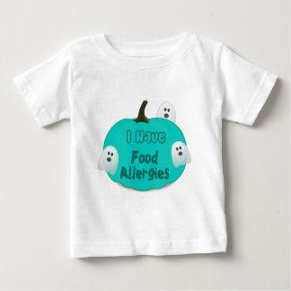 Kleding van Halloween van de Pompoen van de Baby T Shirts