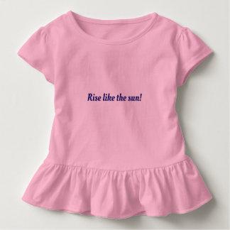 Kleding voor meisjes met het Inspireren van Citaat Kinder Shirts