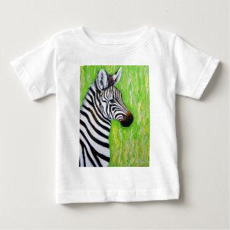 Klein Zebra Baby T Shirts