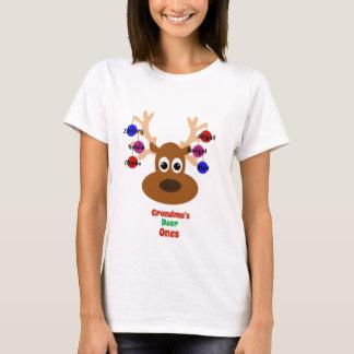 Kleine Beste Gepersonaliseerde Degenen van de oma T Shirt