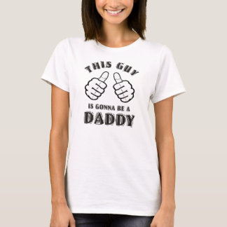 Kleine de T-shirt van de papa