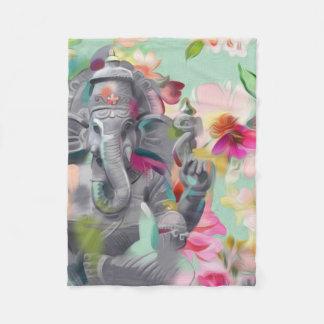 Kleine de vachtdeken | van de Kunst van Boedha Fleece Deken