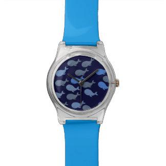 kleine leuke walvissen horloges