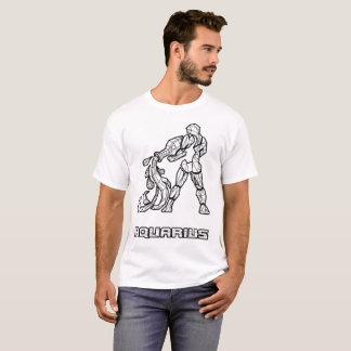 Kleur me Dierenriem: Waterman T Shirt