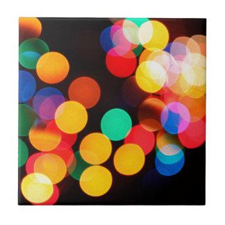 kleuren cirkels tegeltje