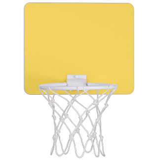 kleuren mosterd mini basketbalring