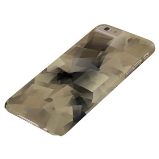 kleuren patroon barely there iPhone 6 plus hoesje