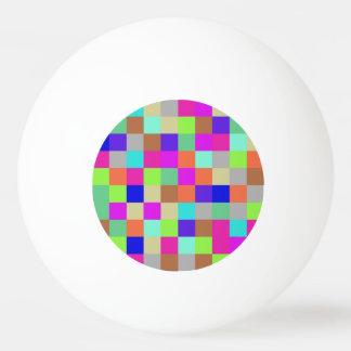 Kleuren Pingpongbal