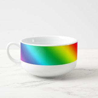 Kleuren van de Regenboog Soepkom
