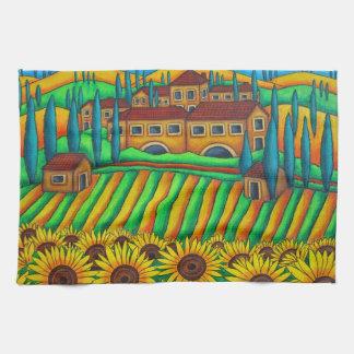 Kleuren van Handdoek van de Keuken MoJo van Toscan